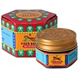Tiger Balm Red Extra Strength Pain Relieving Ointment, 10g