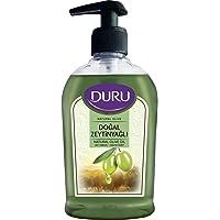 Duru Natural Olive Zeytinyağlı Sıvı Sabun, 300 ml
