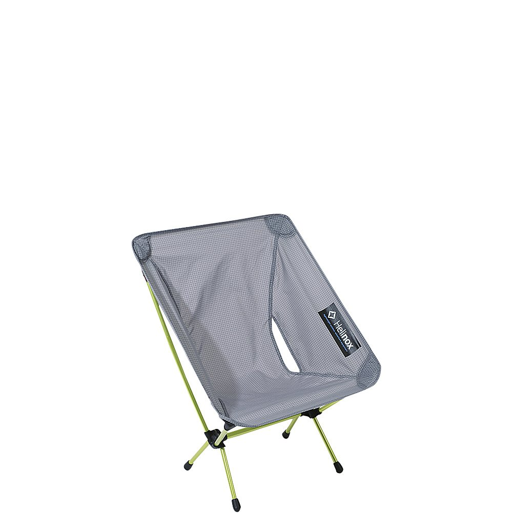 HELINOX – 椅子ゼロキャンプ椅子、グレー B0764WY4VN