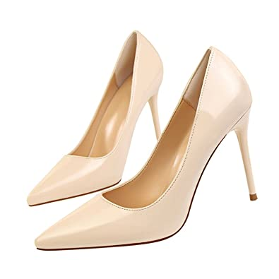c8f158a3722 Amazon.com | 2018 Woman's Shoes Women's Pumps Pointed Toe High Heel ...
