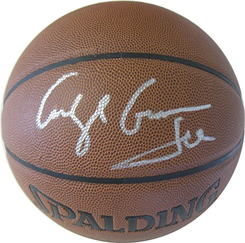 Coins San Antonio Gold (George Gervin, San Antonio Spurs, The Ice Man, Signed, Autographed, NBA Basketball, a Coa with the Proof Photo of George Signing Will Be Included)