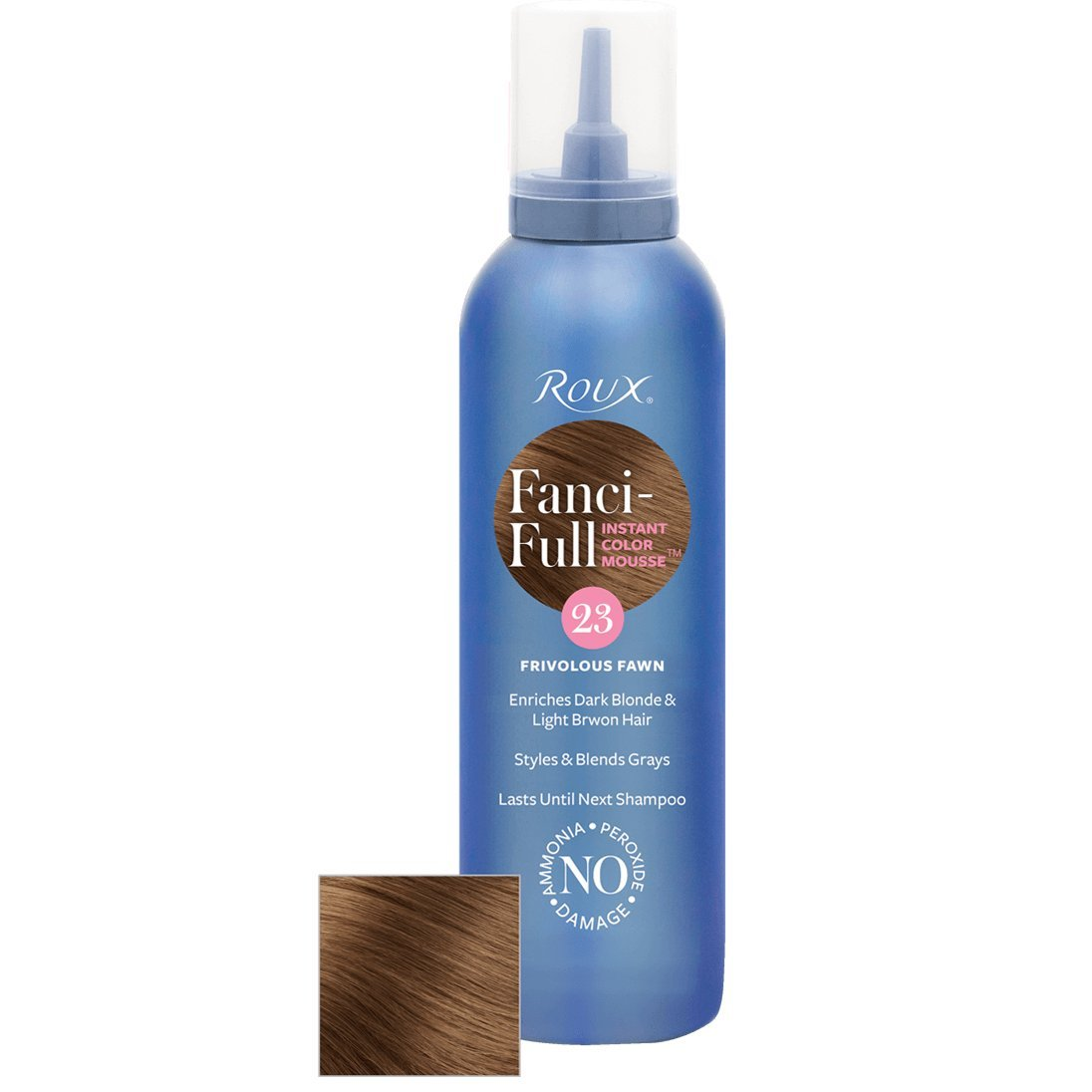Amazon Roux Fanci Full Mousse 32 Lucky Copper 6 Fluid Ounce