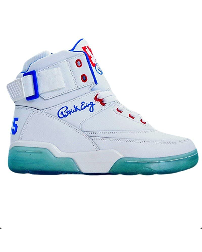 promo code bc0b1 c0a90 Patrick Ewing HI Draft Lottery Limited Edition June 2015 Release Athletic  Sneakers (12)  Amazon.ca  Shoes   Handbags