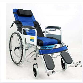 Image of: Happy Kangyanlong Wheelchair Folding Lightweight Stool Multifunctional Reclining Seniors Old People Portable Disability Scooter Accomobilityconz Lightweight Wheelchairs Kangyanlong Wheelchair Folding Lightweight Stool Multifunctional