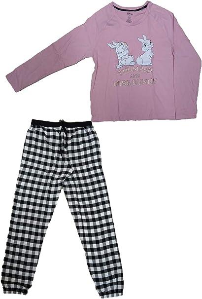 Primark Store Thumper, Pigiama da Donna a Forma di Coniglio, con Stampa  Tartan e Maniche Lunghe Rosa Tartan Rosso e Rosa. X-Small: Amazon.it:  Abbigliamento