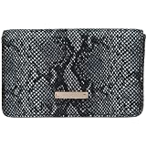 Lodis Women's Vanessa Snake Mini Card Case