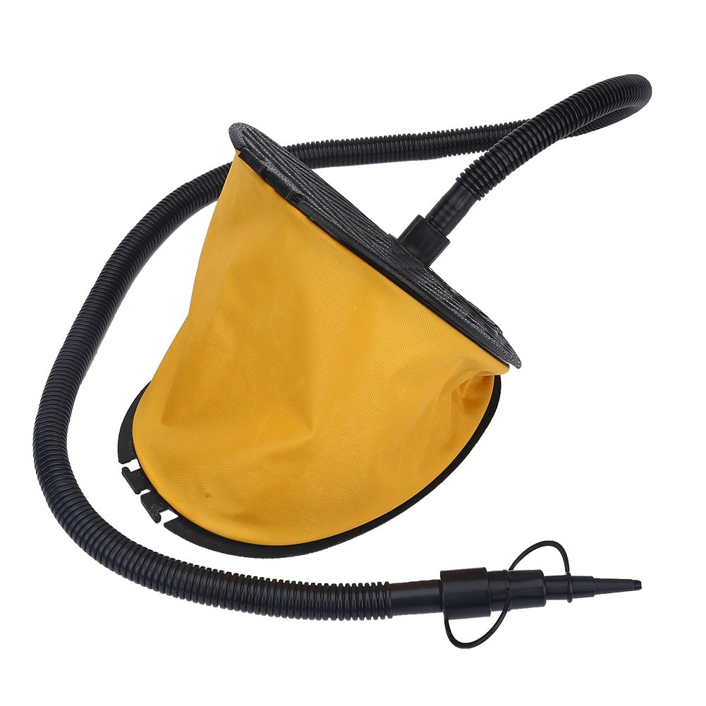 Portable Foot Pump Air Pump for Inflatable Swimming Pool, Air Mattress, Balloon, Toy VGEBY