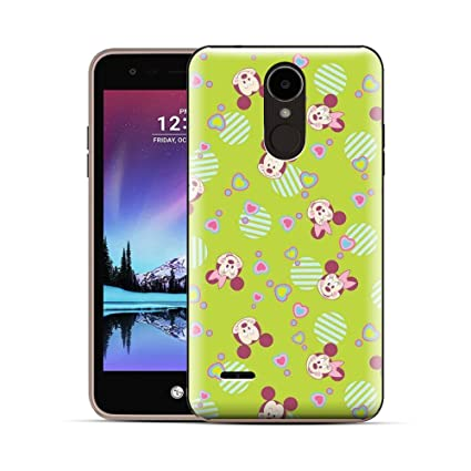 Amazon.com: gspstore LG K4 2017 Case, LG Phoenix 3 Caso, LG ...