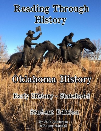 Oklahoma History Early History through Statehood: Student Edition (Volume 2)