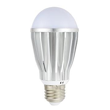 9w warm white dusk to dawn led sensor bulb automatic turn on and 9w warm white dusk to dawn led sensor bulb automatic turn on and off aloadofball Choice Image