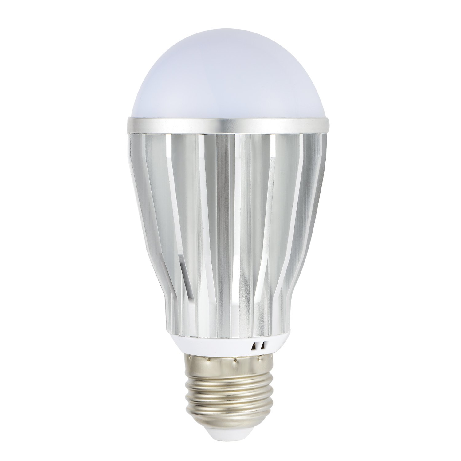 9w Daylight Dusk To Dawn Led Sensor Bulb - Automatic Turn On And Off