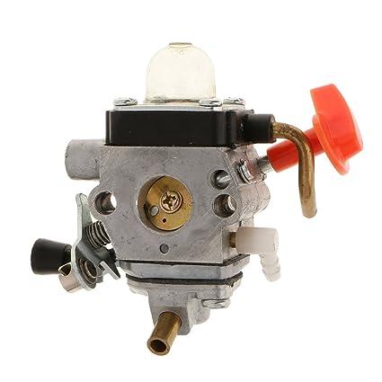 Amazon.com: Carburador parte cabe para stihl c1q-s174 ...