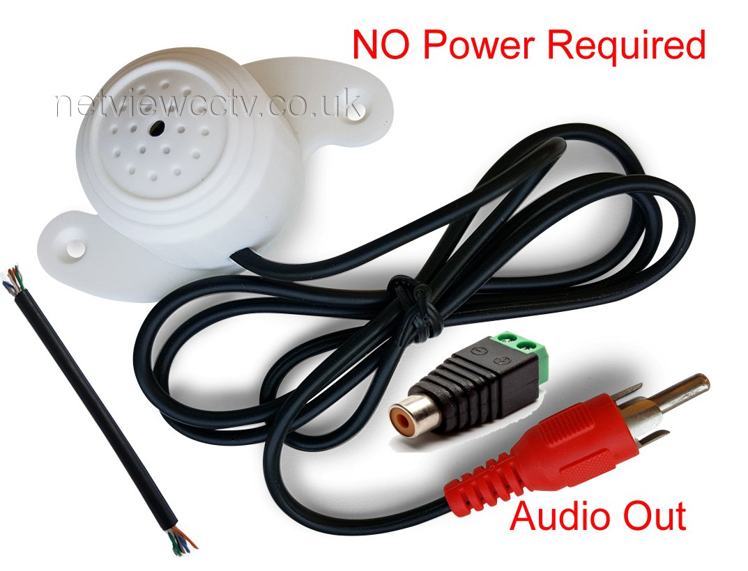 No Wire Microphone - WIRE Center •