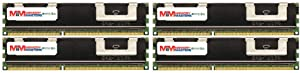 MemoryMasters 16GB (4X4GB) Certified Memory for Dell Compatible Precision Workstation 490 DDR2 667MHz FBDIMM