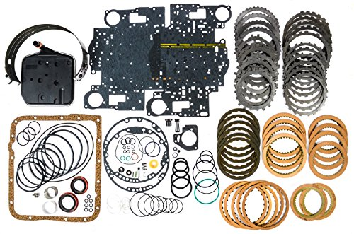 JEGS Performance Products 62106 Transmission Rebuild Kit 1987-1993 GM TH-700R4 (700r4 Rebuild Kits)