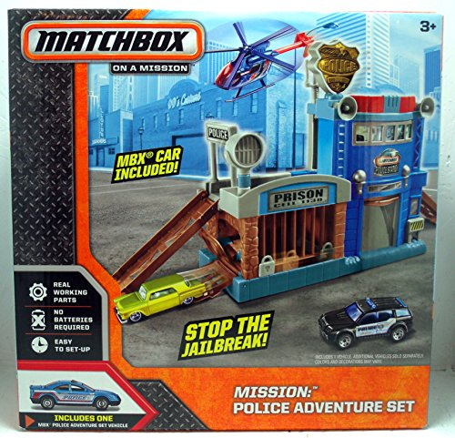 matchbox-on-a-mission-police-adventure-set