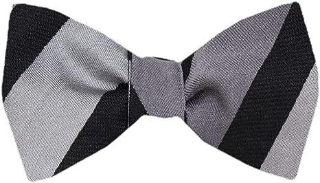 DDTailorMade Self Tie Bow Tie Untied Bowtie Men/'s Self Tie Bounded Bow tie