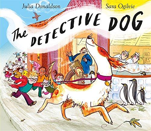 Detective Dog - 1