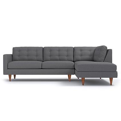 Tremendous Amazon Com Apt2B Logan 2 Piece Sectional Sofa Mountain Machost Co Dining Chair Design Ideas Machostcouk
