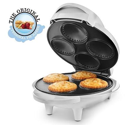 amazon com smart planet ppm 1 personal pie maker pie pans kitchen rh amazon com Pie Maker Machine Sunbeam Pie Maker Recipes