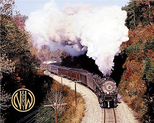 Norfolk & Western A Class #1218 8