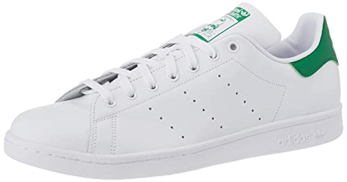 adidas men's leather sneakers