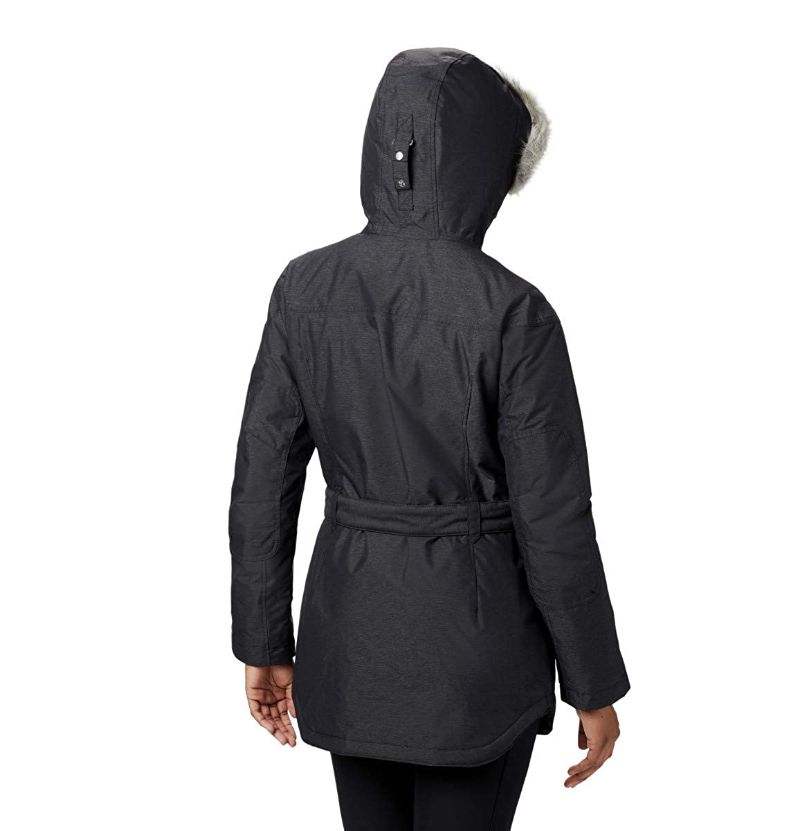 Columbia Carson Pass II, Chaqueta impermeable, Mujer
