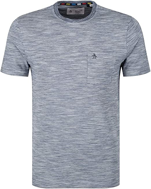 Original Penguin T-shirt basic dark sapphire