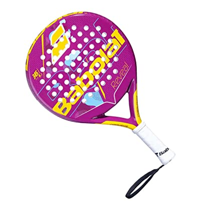 Amazon.com : Babolat Reveal Beginner Padel Racket - 2019 : Sports & Outdoors