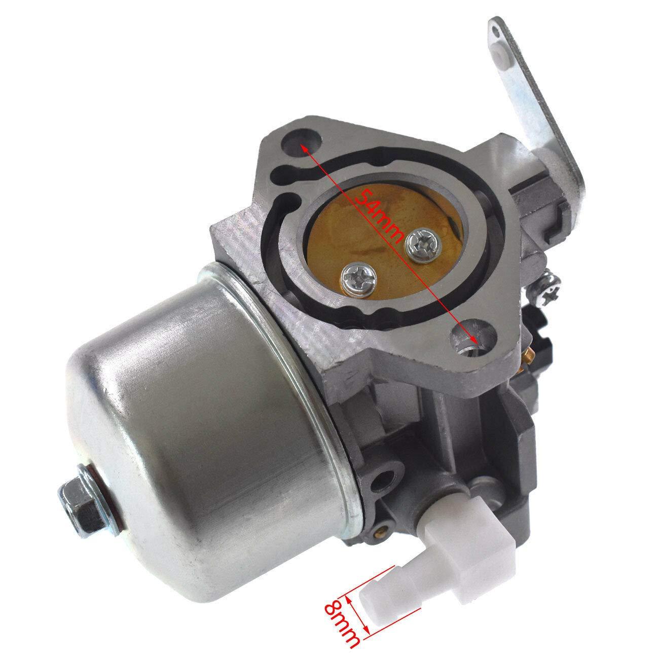 FidgetKute New Carburetor for Briggs & Stratton Engine Tractor Walbro Carb 690115 by FidgetKute