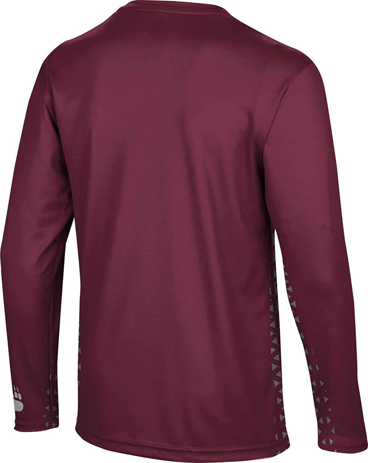 ProSphere University of Montana Mens Long Sleeve Tee Geo