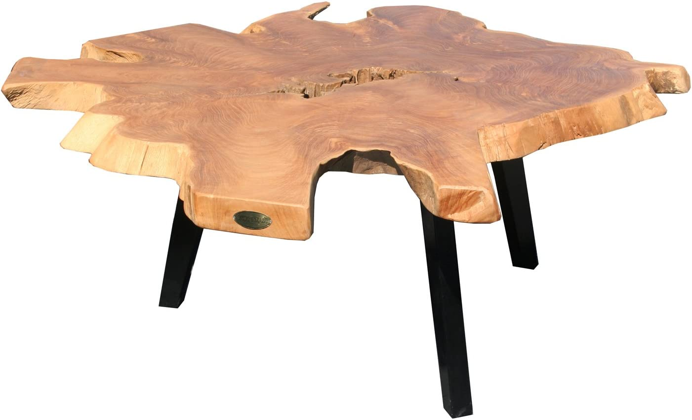 Teak Abstract Coffee Table Made By Chic Teak Kitchen Dining