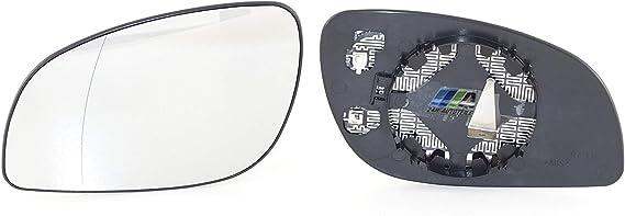 3099 Spiegelglas Ersatzglas Außenspiegel Links Asphärisch Beheizbar Auto