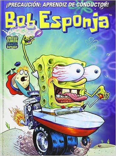 Bob Esponja 2 Stephen Hillenburg 9788466652445 Amazon Com Books