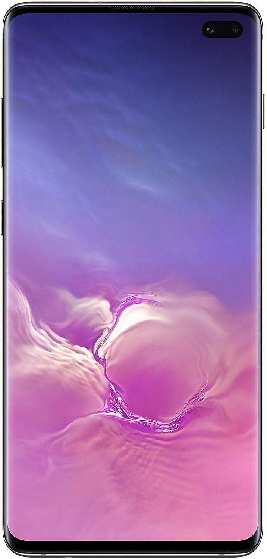 Samsung Galaxy Cellphone - S10+ Plus AT&T Factory Unlock (Black, 128GB)