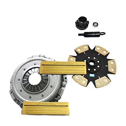 Amazon.com: SACHS-EFT STAGE 2 RG CLUTCH KIT 84-91 BMW 325e 325es 325i 325is E30 M20B25 M20B27: Automotive
