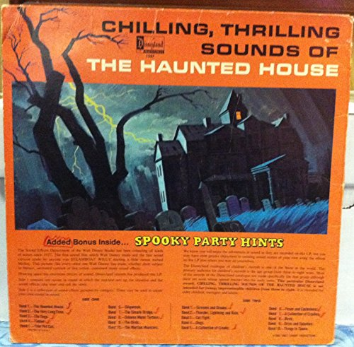 Chilling Thrilling Sounds Of The Haunted House