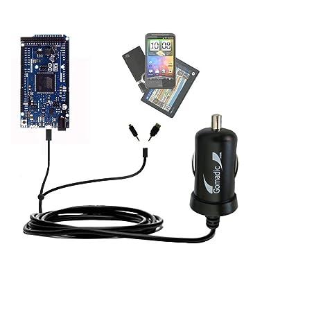 Amazon.com: Gomadic Dual DC Car Mini Cargador diseñado para ...