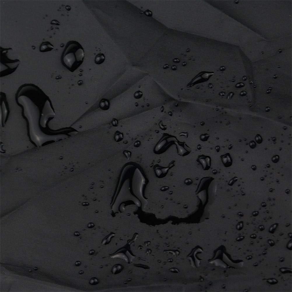 Supererm Bolsa De Almacenamiento Acolchada para Muebles De Exterior Bolsa De Almacenamiento Bolsa De Almacenamiento De Navidad Multifunci/ón Bolsa De Coj/ín Impermeable para Muebles De Jard/ín