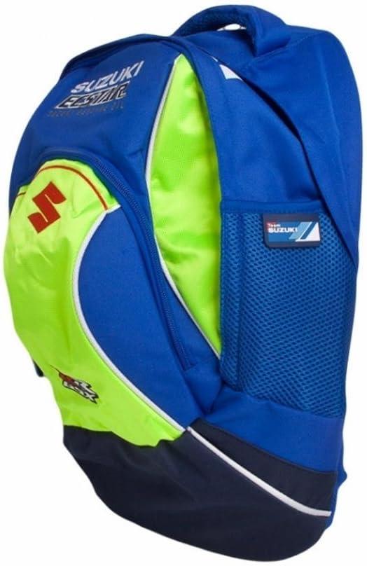 Suzuki ecstar MotoGP Team mochila azul amarillo 990 F0-m7bpk-000 ...
