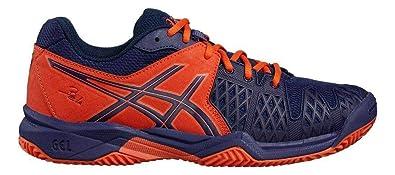 Amazon.com | ASICS Youths C504Y-0633 Gel-BELA 5 SG GS Tennis ...