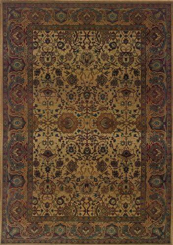 Oriental Weavers Kharma 332W4 Area Rug, 7 10 x 11