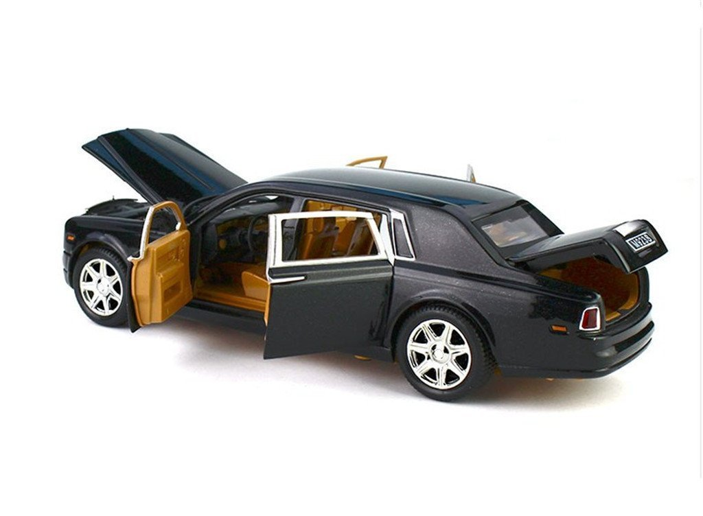 Amazon.com: Greshare Model car, 1:24 Rolls-Royce Phantom Diecast ...