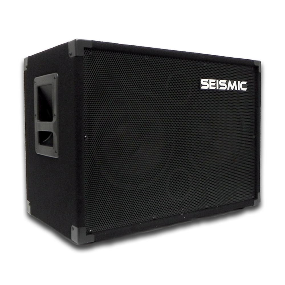 SEISMIC AUDIO - SA-210-2x10 Bass Guitar Cabinet 4 Ohms