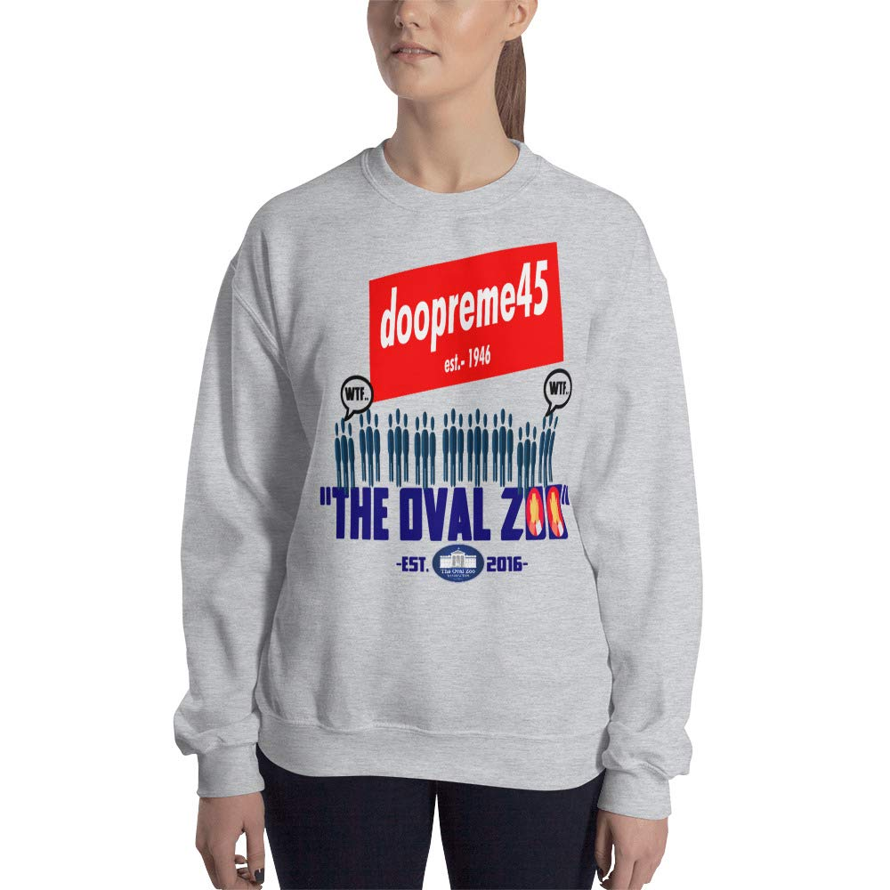 The Oval Zoo Sweatshirt doopreme45