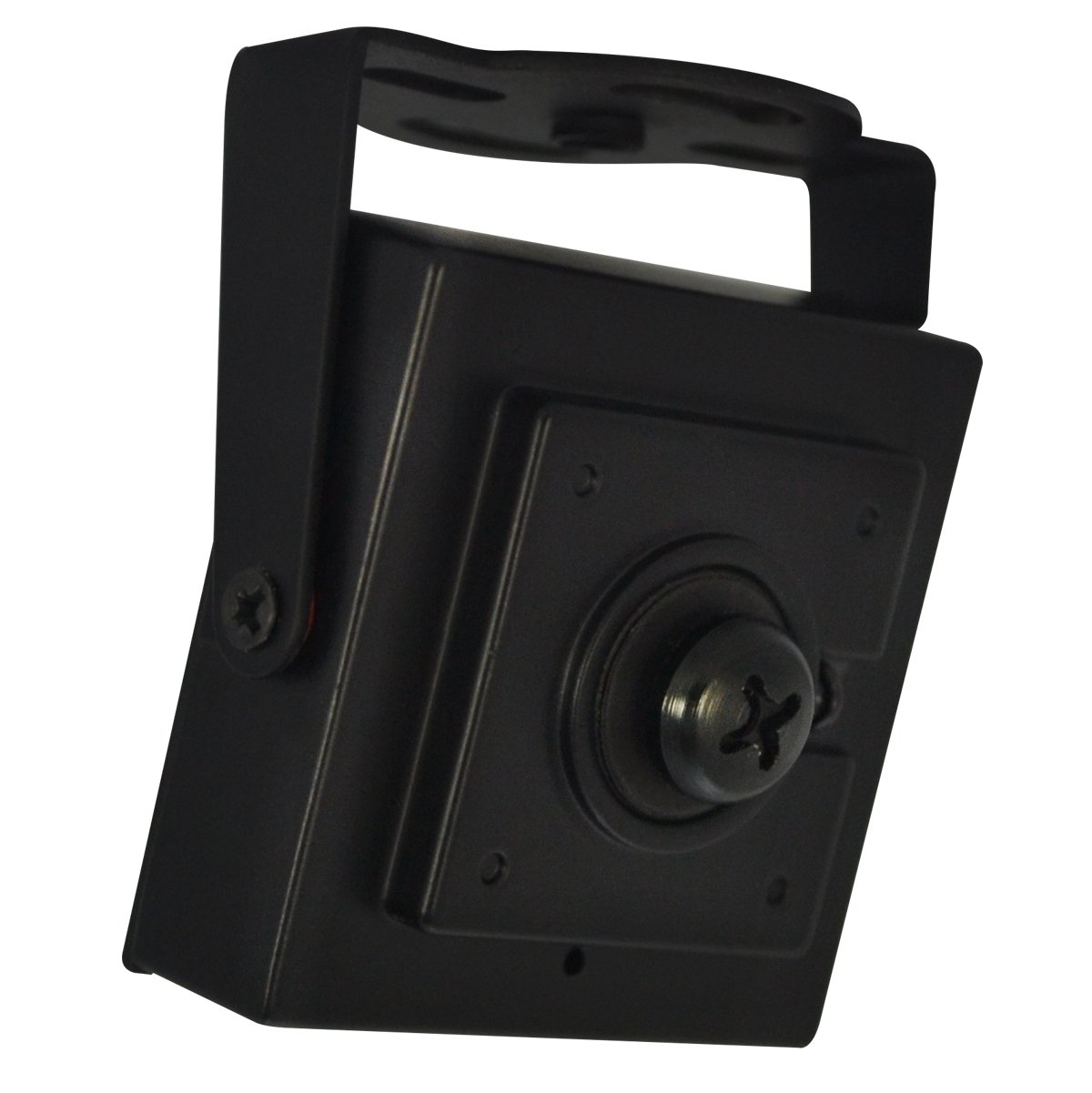 LineMak Mini Camera for indoors, 1/4'' HD Digital Sensor, 700TVL, 3.7mm Pinhole lens, for DVR or surveillance systems.