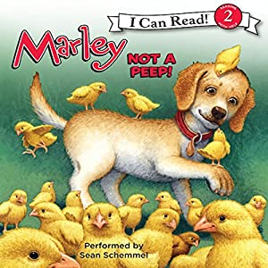 Marley: Not a Peep! Audiobook