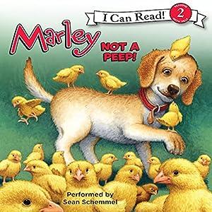 Marley: Not a Peep! Audiobook