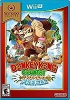Donkey Kong: Tropical Freeze - Wiii U - Standard Edition