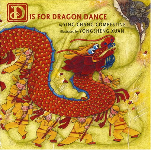 D is for Dragon Dance PDF
